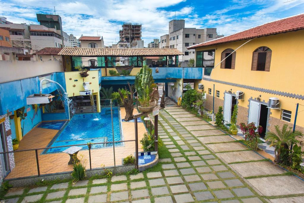A Número 1 Suítes - Praia do Morro