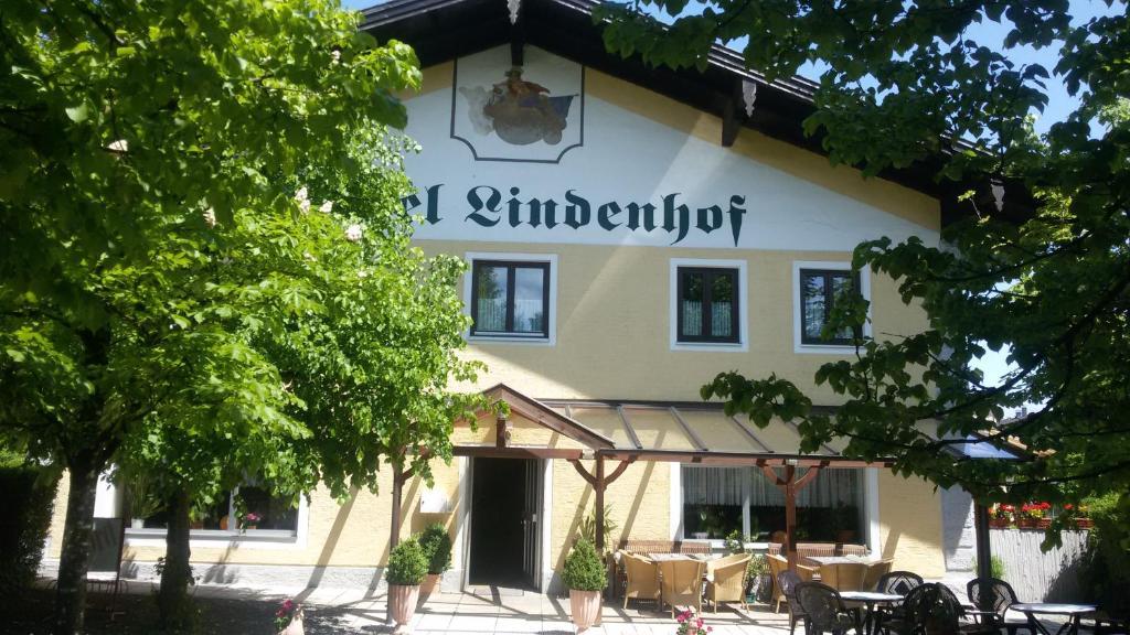 Hotel Pension Lindenhof  Prien Am Chiemsee
