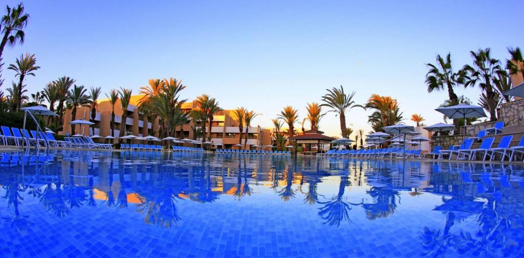 Hotel Amadil Beach Agadir Marokko