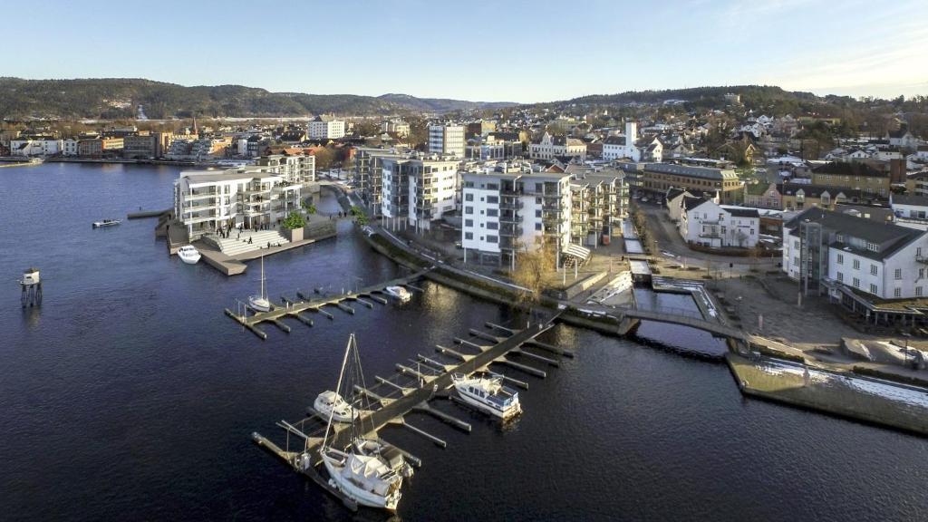 Bratsberg Brygge
