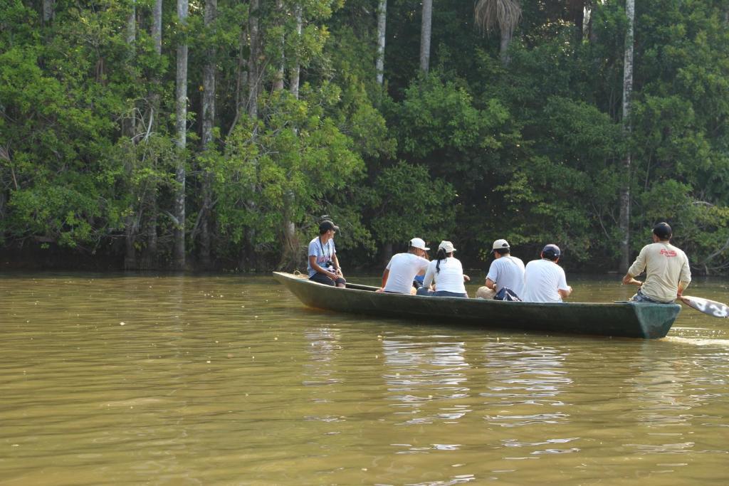 Paradise Amazon Tambopata Ecolodge (Perú Puerto Maldonado) - Booking.com