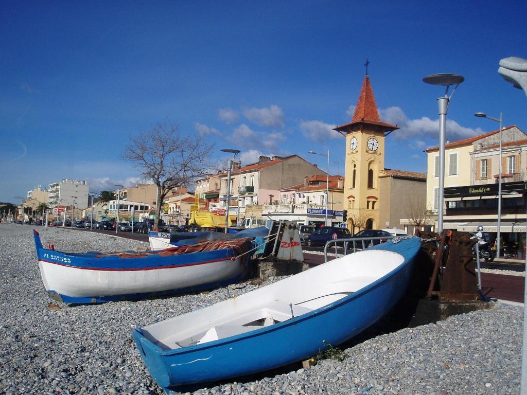 Restaurants Promenade Cagnes Sur Mer