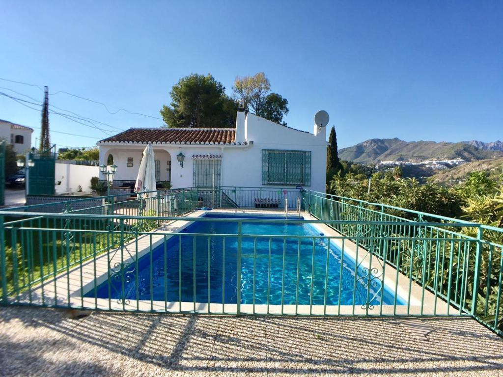 Villa Esmeralda (España Frigiliana) - Booking.com
