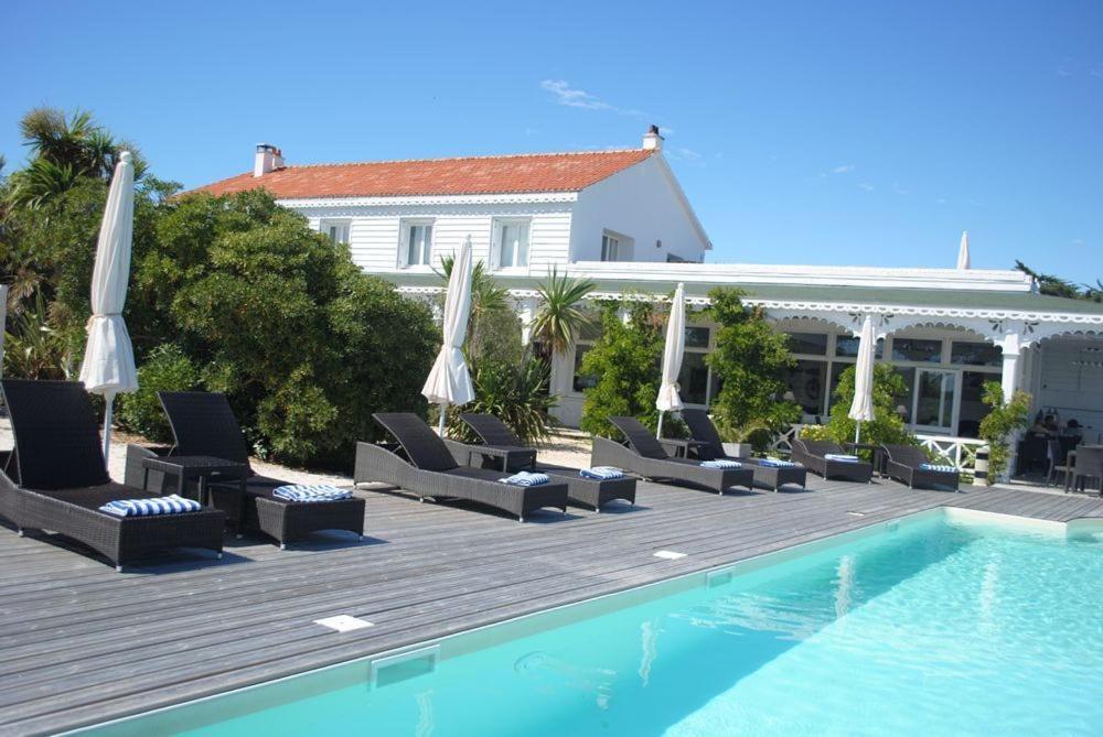 Hotel Noirmoutier Booking