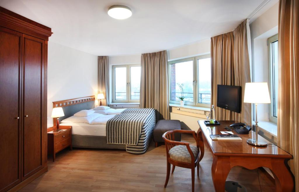 Wellness Lindner Hotel Frankfurt