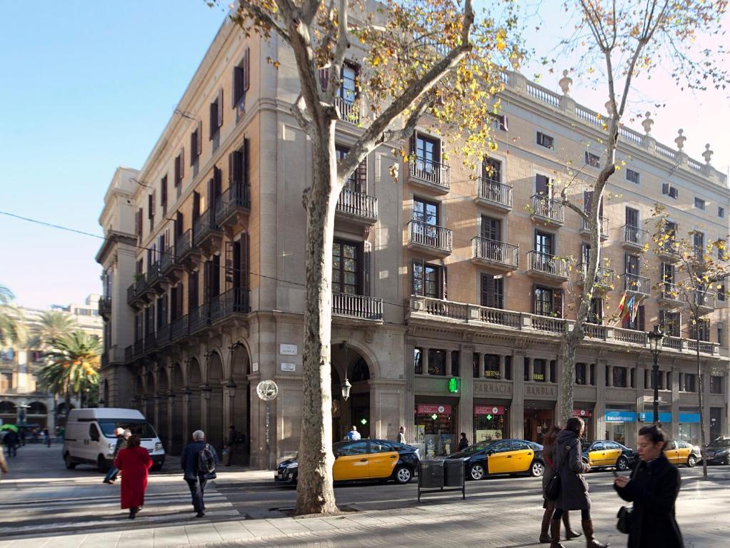 Hotel fornos barcellona prenotazione on line viamichelin for Barcellona albergo economico