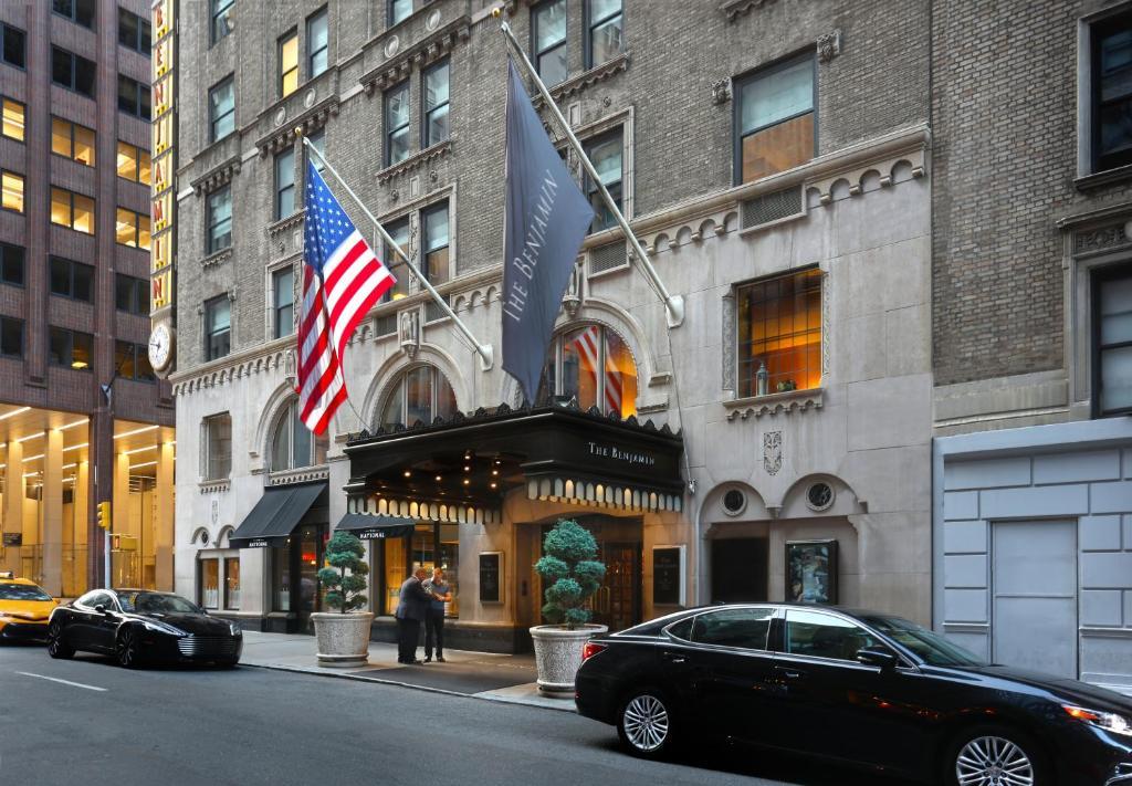 9dd936c7d Hotel The Benjamin (EUA Nova York) - Booking.com