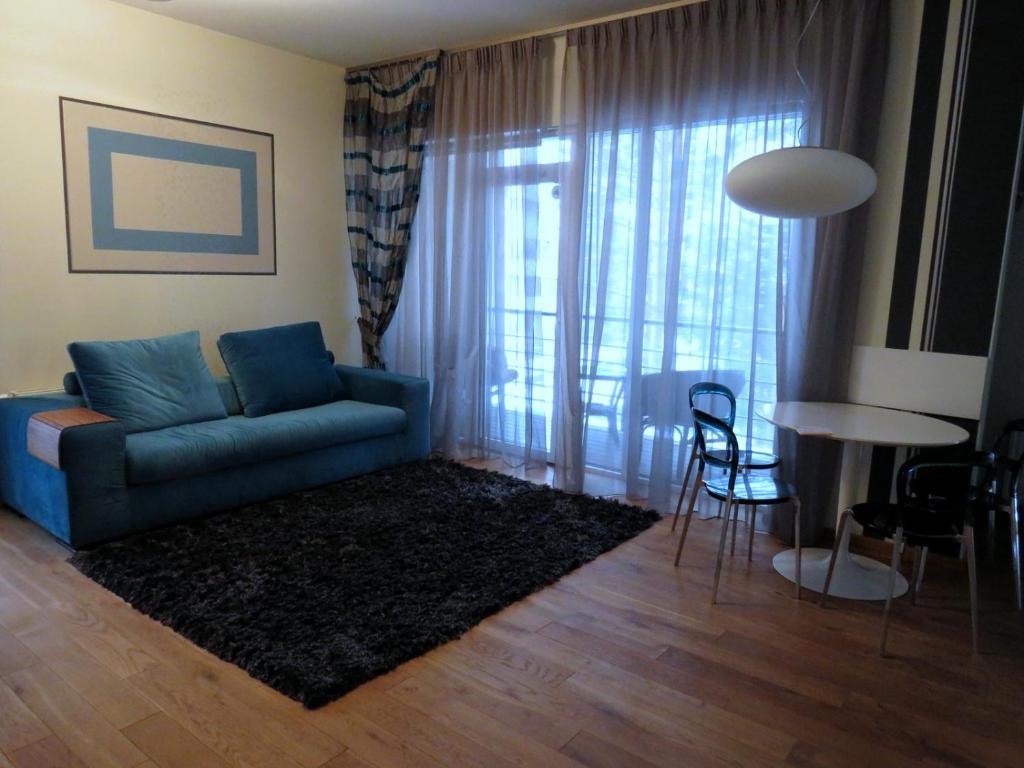 Lašu 1A apartments