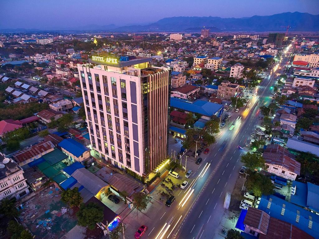 Hotel Apex, Mandalay, Myanmar - Booking com