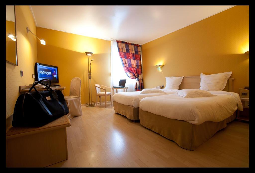 Hotel Best Western Lafayette Epinal