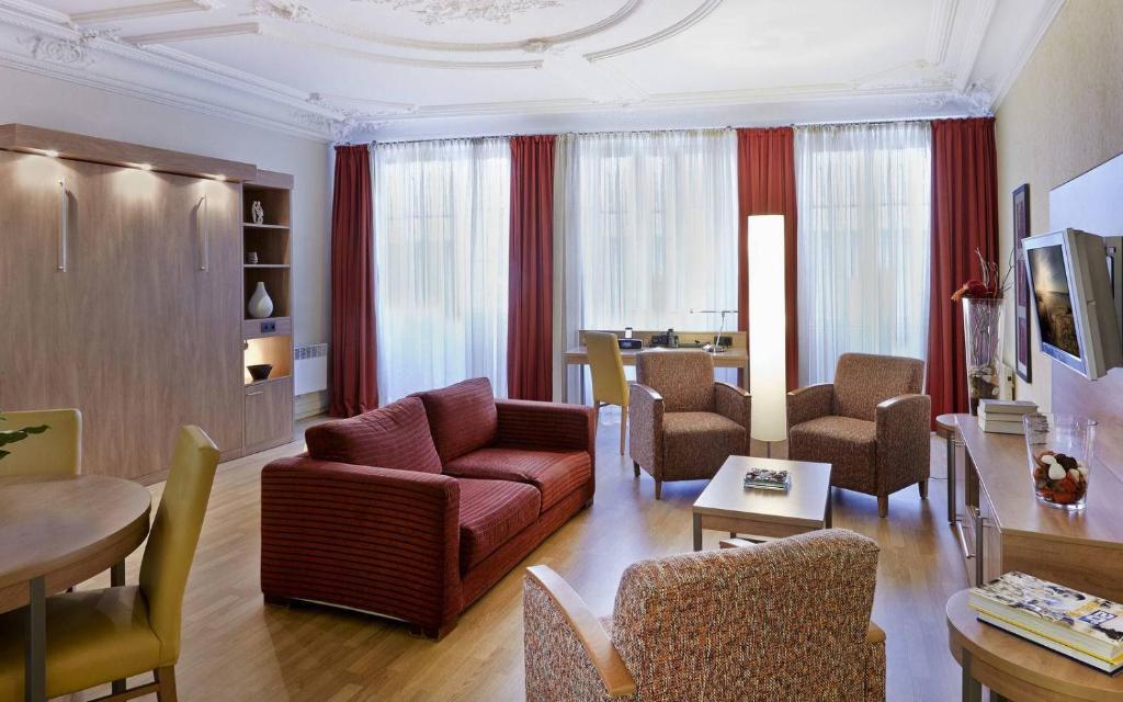 Citadines kl ber strasbourg strasbourg online booking for Appart hotel kleber strasbourg