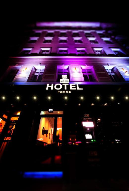 hotel prens berlin berlino prenotazione on line viamichelin. Black Bedroom Furniture Sets. Home Design Ideas