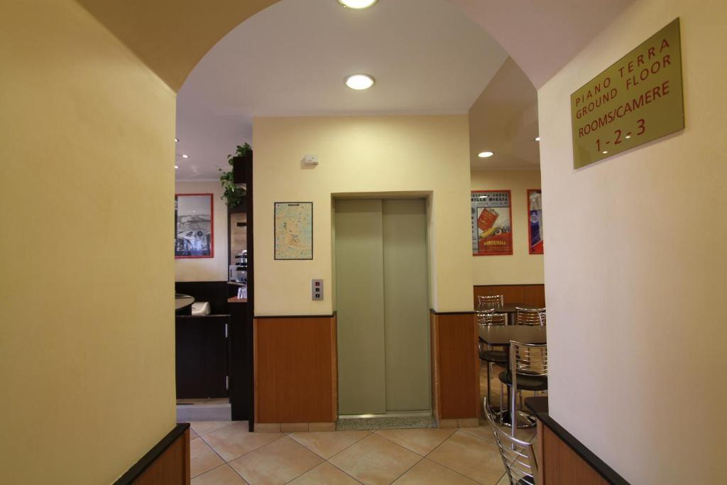 Hotel Della Volta Brescia Recensioni