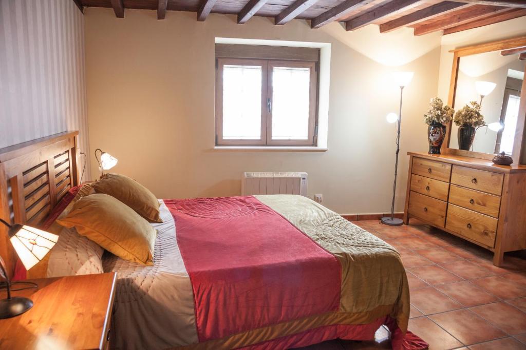 Casa rural la cenicienta ciudad rodrigo prenotazione for Piani di casa ranch di 2800 piedi quadrati