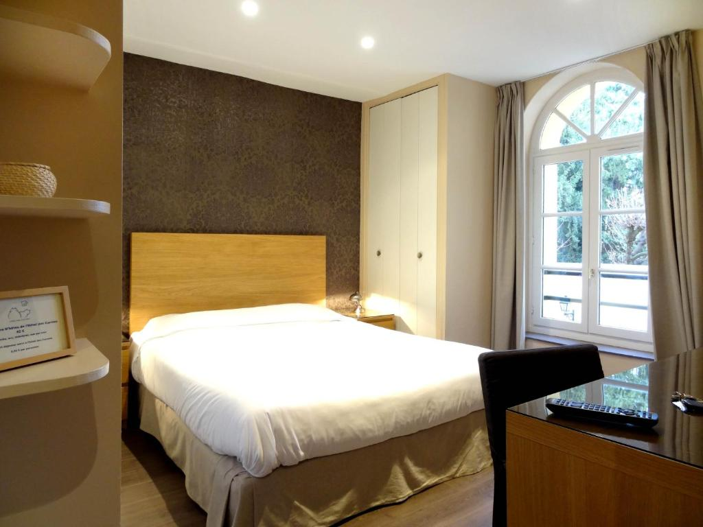 chambres d 39 h tes les carmes rouen book your hotel with