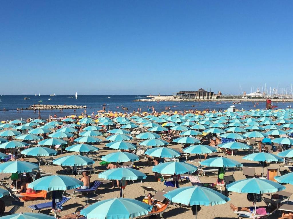 Residence nautic rimini online booking viamichelin - Hotel nuovo giardino rimini ...