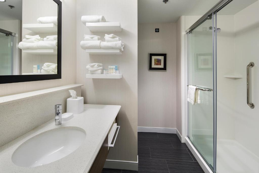 Un baño de Hampton Inn & Suites Page - Lake Powell