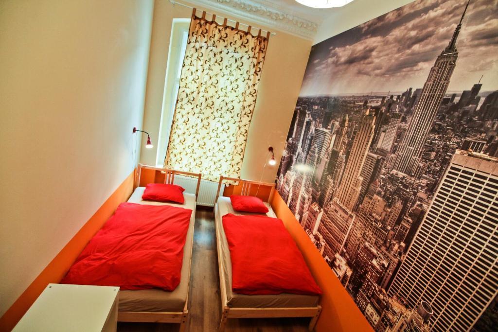 poco loco hostel pozna informationen und buchungen online viamichelin. Black Bedroom Furniture Sets. Home Design Ideas