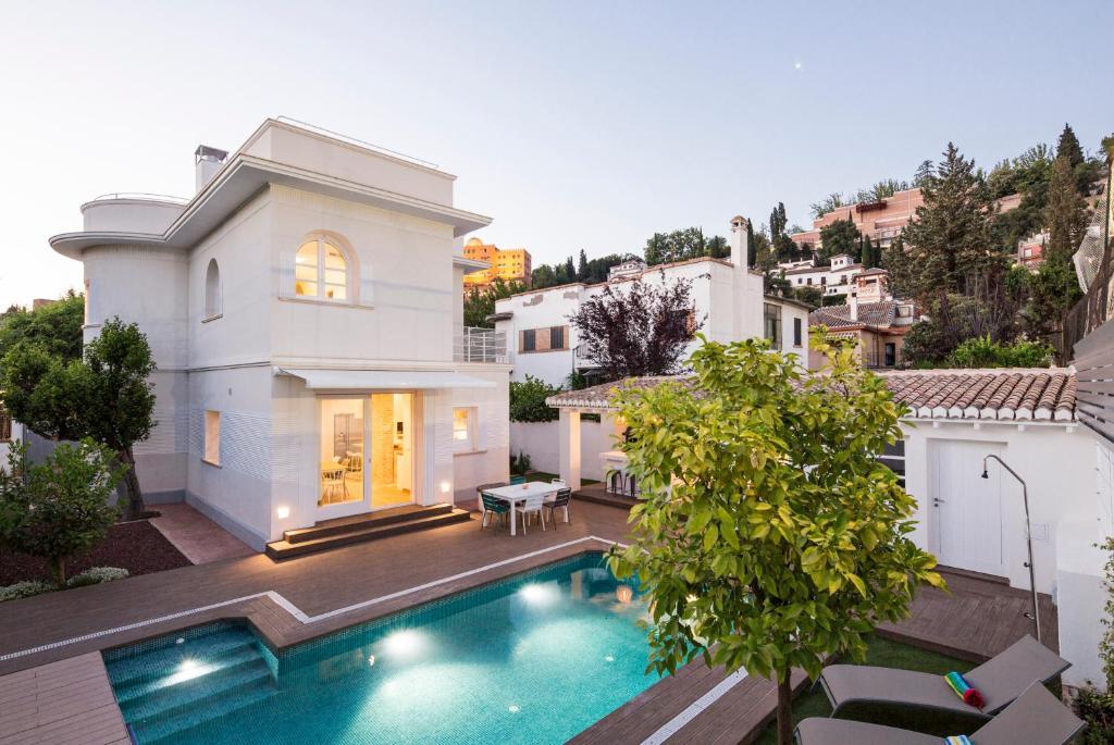 Casa de vacaciones Luxury Design House with Pool (España ...
