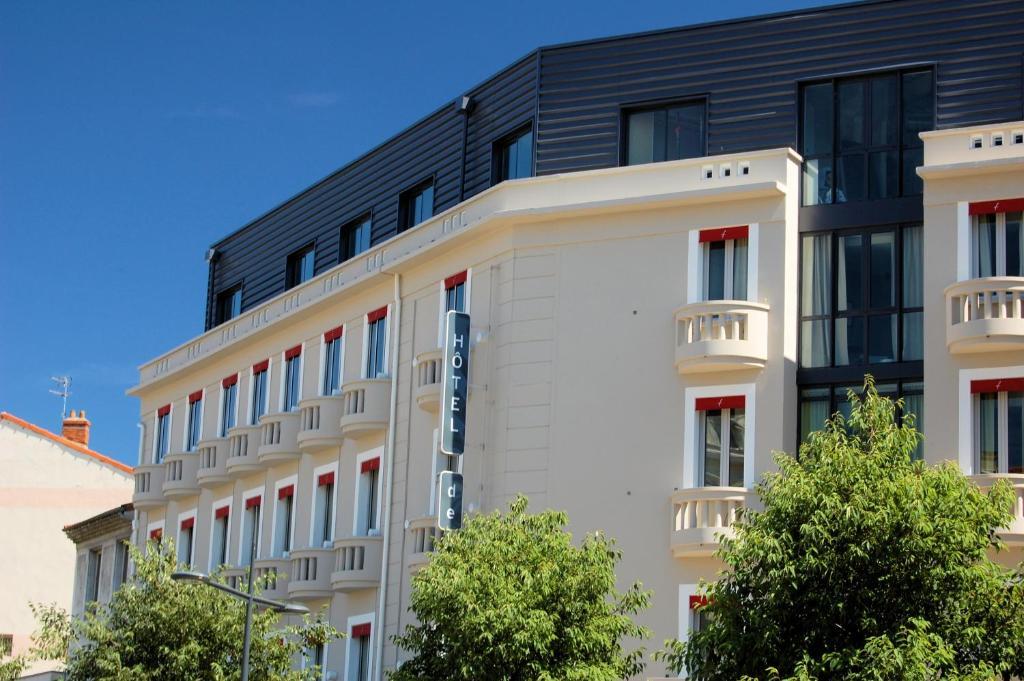 Hotel de france valence viamichelin informatie en for Michelin hotel france