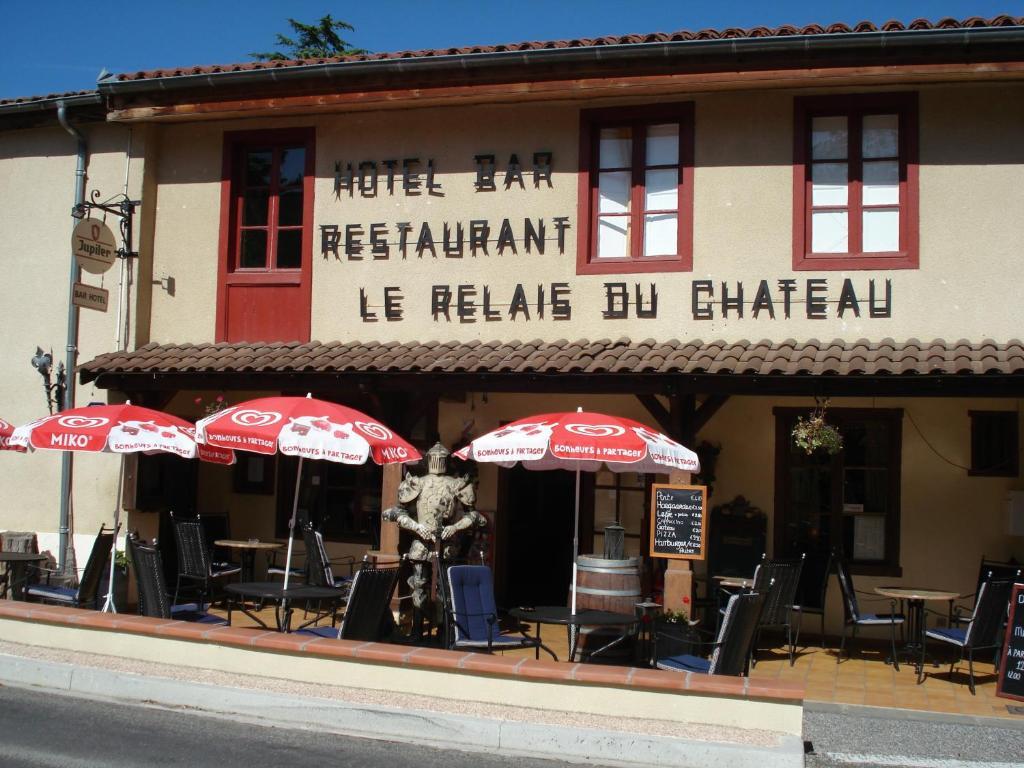 Le Francais Restaurant Saint Gaudens