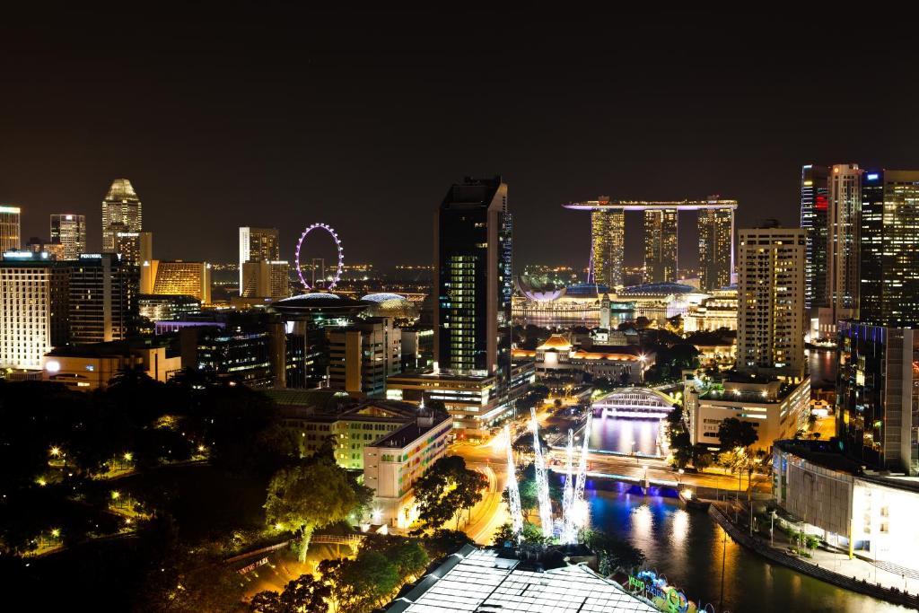 Novotel Clarke Quay (Singapur Singapur) - Booking.com