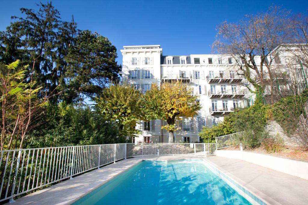 Aix appartements aix les bains for Appart hotel aix les bains