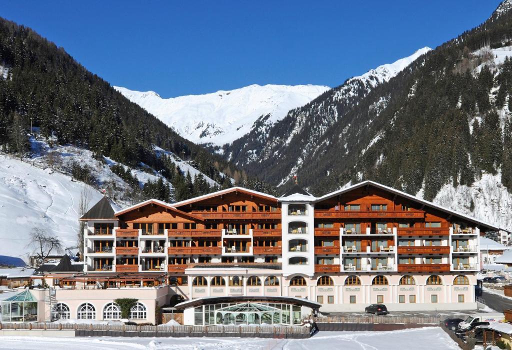 Wellness relax hotel milderer hof neustift im for Wellness hotel