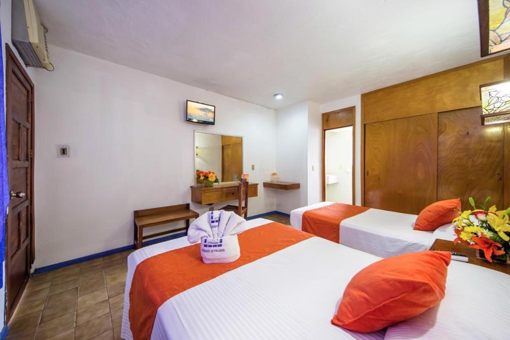 Hotel hacienda de vallarta las glorias puerto vallarta for Piani casa hacienda