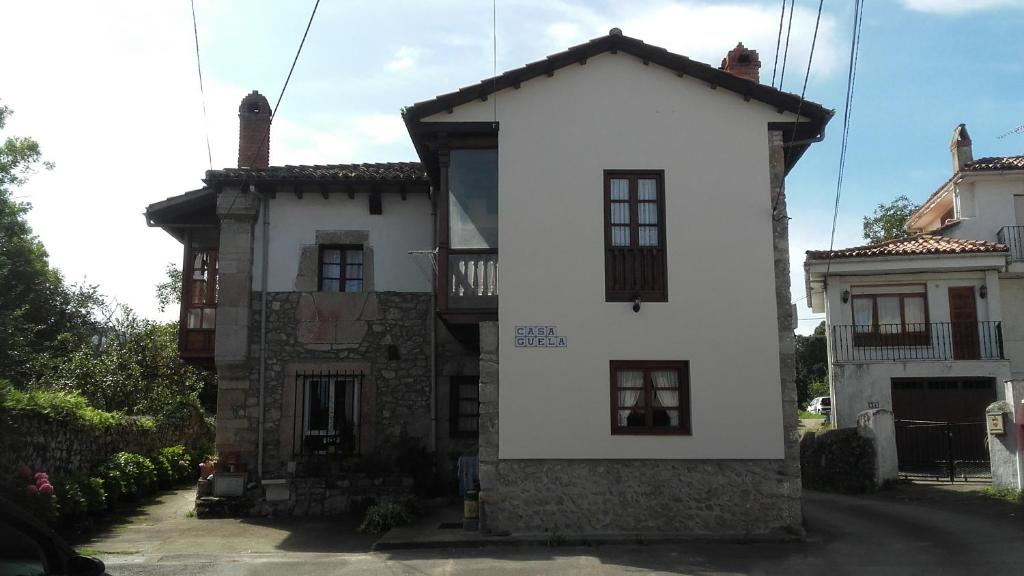 Casa de campo Casa Güela (España Llanes) - Booking.com