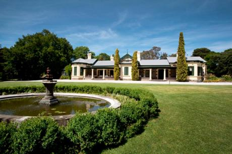 Bed and Breakfast Collingrove Homestead