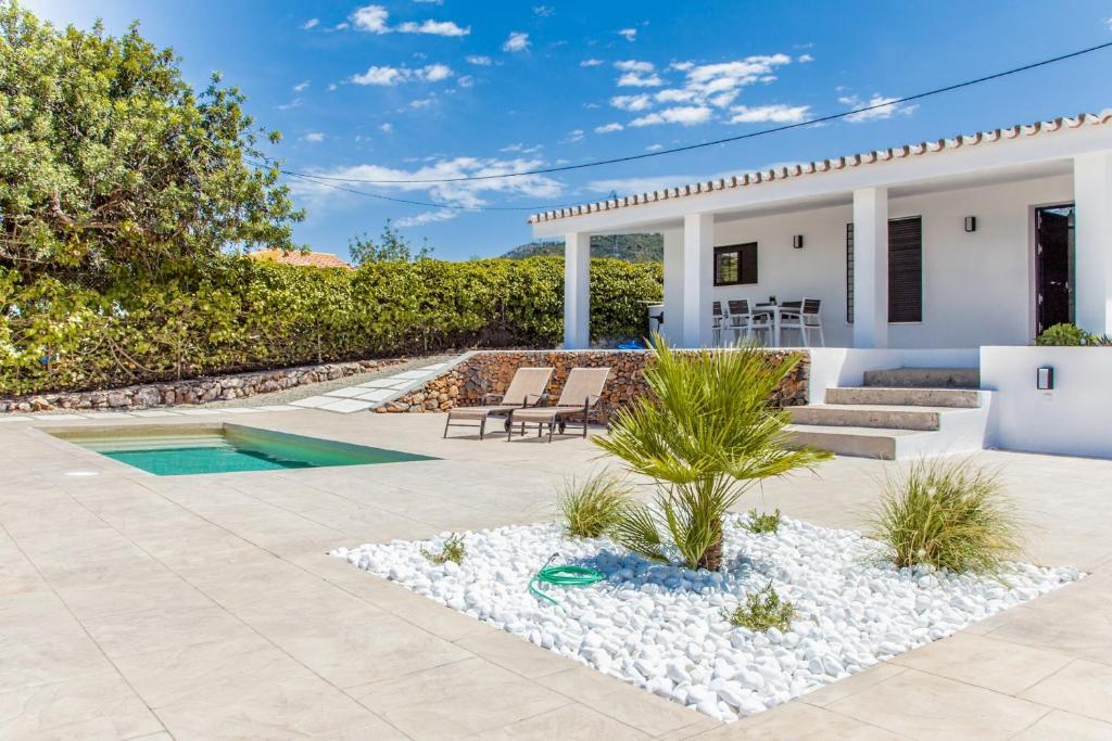 Casa de vacaciones Finca Entrepinos (España Alhaurín el ...