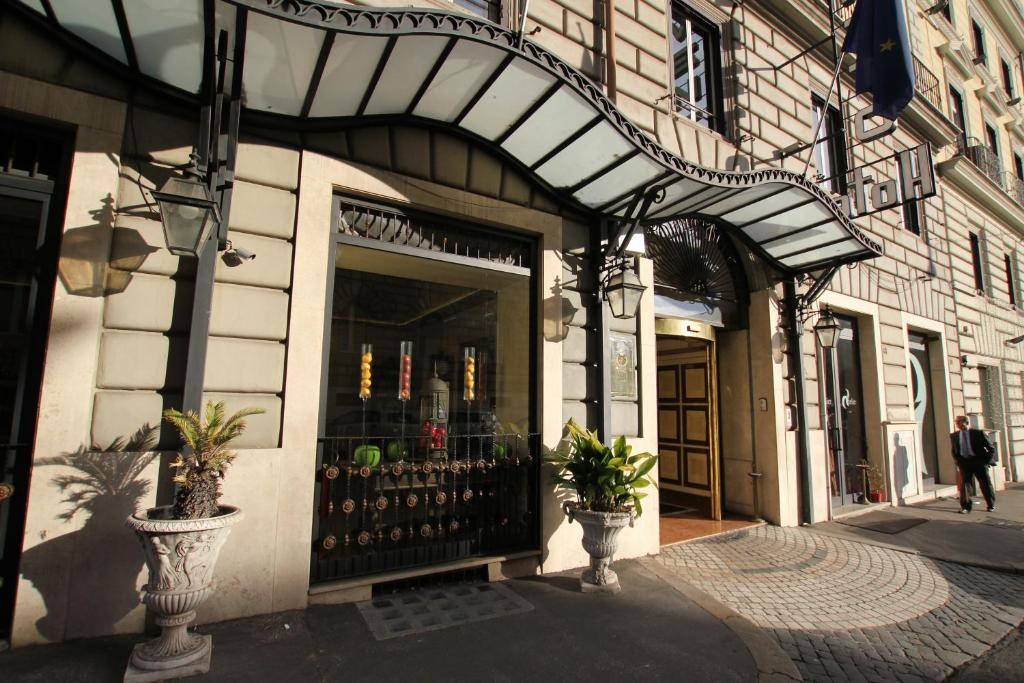 Hotel veneto palace roma prenotazione on line for Royal palace luxury hotel 00187 roma