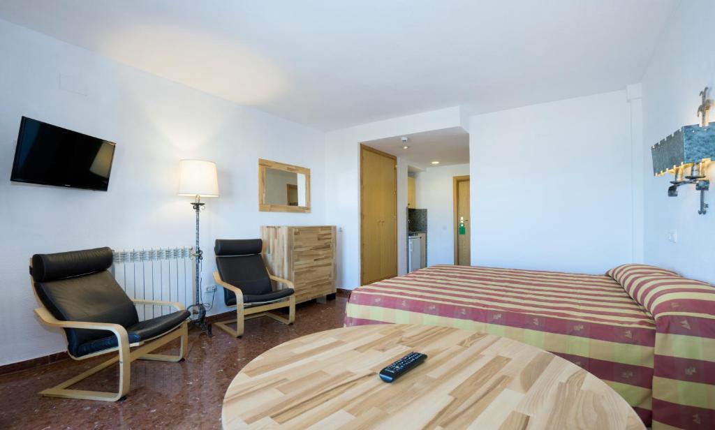 Apartamentos bajondillo torremolinos viamichelin informatie en online reserveren - Apartamentos baratos torremolinos ...