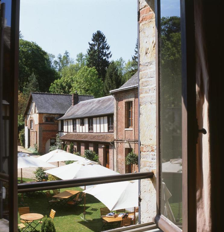 Hotel La Licorne & Spa Lyons la Forêt