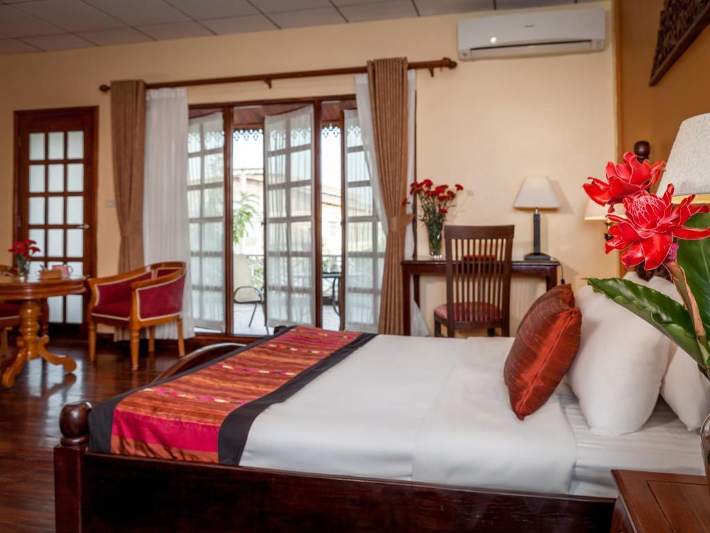 Chandara boutique hotel r servation gratuite sur viamichelin for Boutique hotel booking