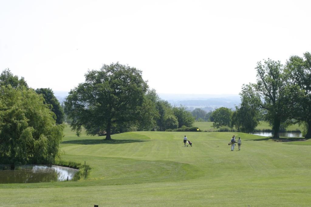 H U00f4tel Les Dryades Golf  U0026 Spa