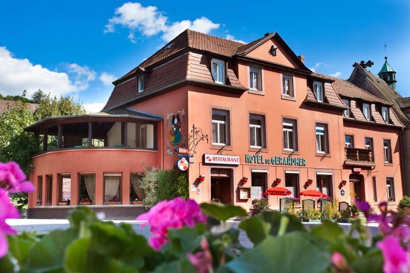 Hotel de gerardmer r servation gratuite sur viamichelin for Gerardmer hotel des bains