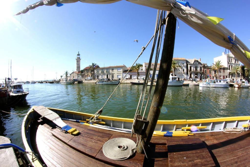 Splendid Hotel Grau Du Roi Vue Sur Mer