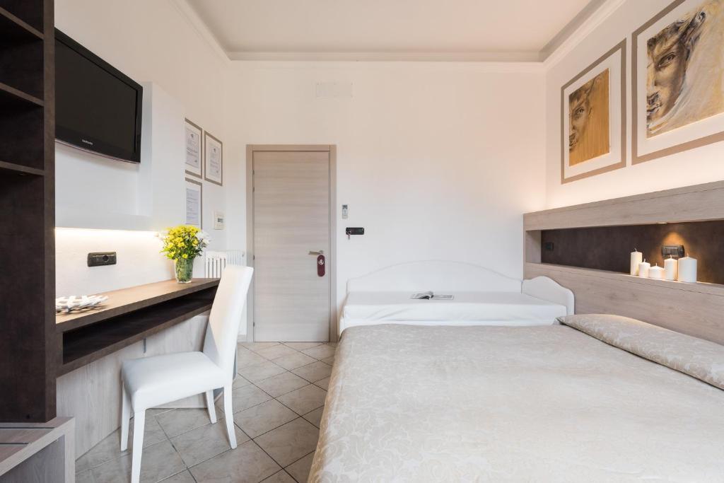 Hotel Bellavista Florencia Reserva Tu Hotel Con Viamichelin