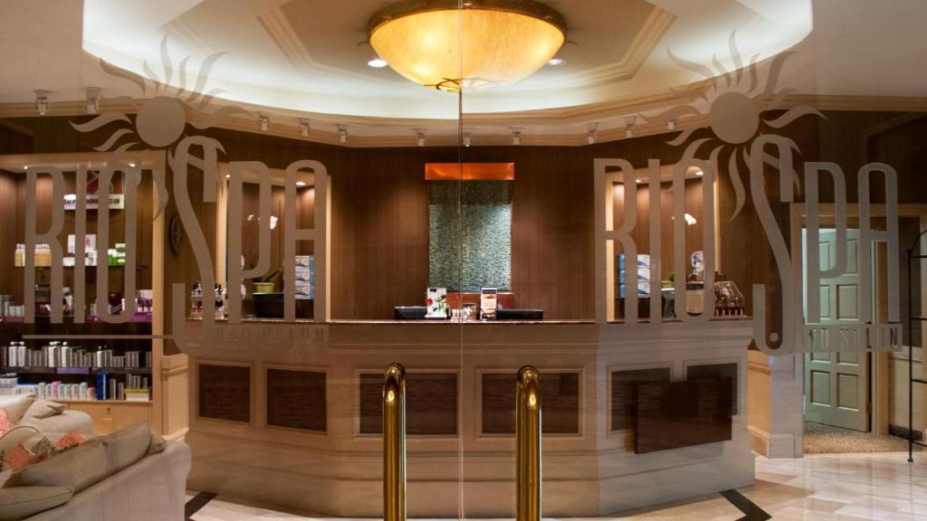 El lobby o recepción de Rio All-Suite Hotel & Casino