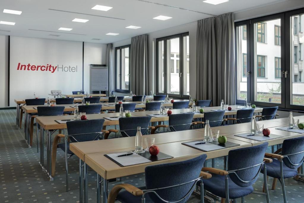 intercityhotel hamburg hauptbahnhof r servation gratuite sur viamichelin. Black Bedroom Furniture Sets. Home Design Ideas