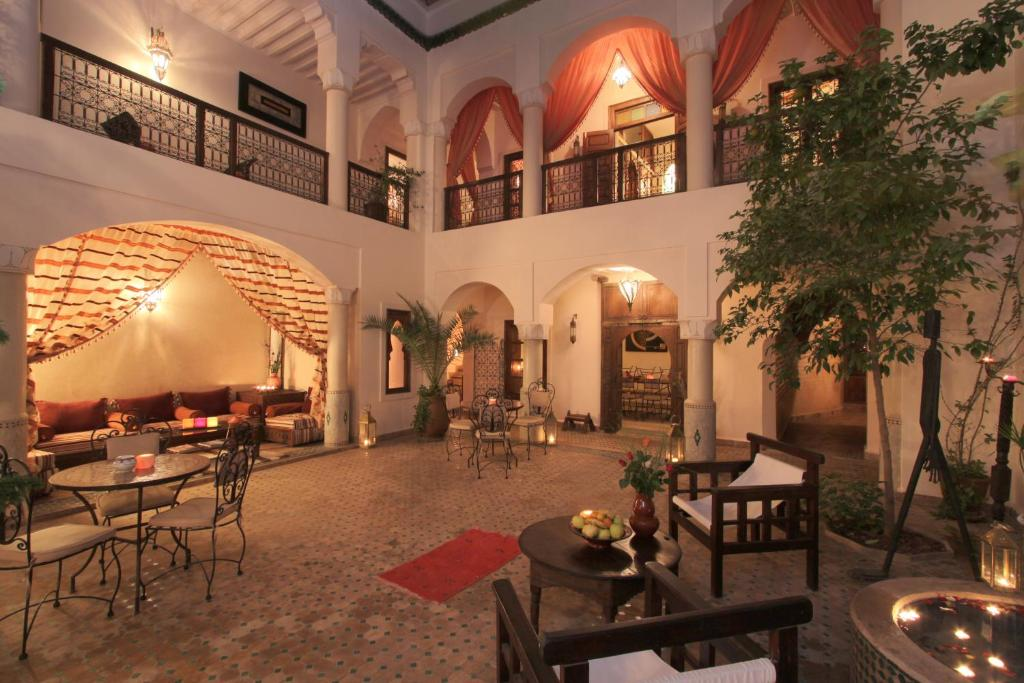 Riad cannelle chambres d 39 h tes marrakech for Chambre d hotes marrakech