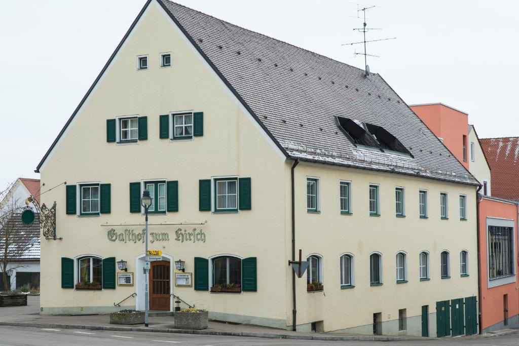 Hotels In Wertingen Deutschland