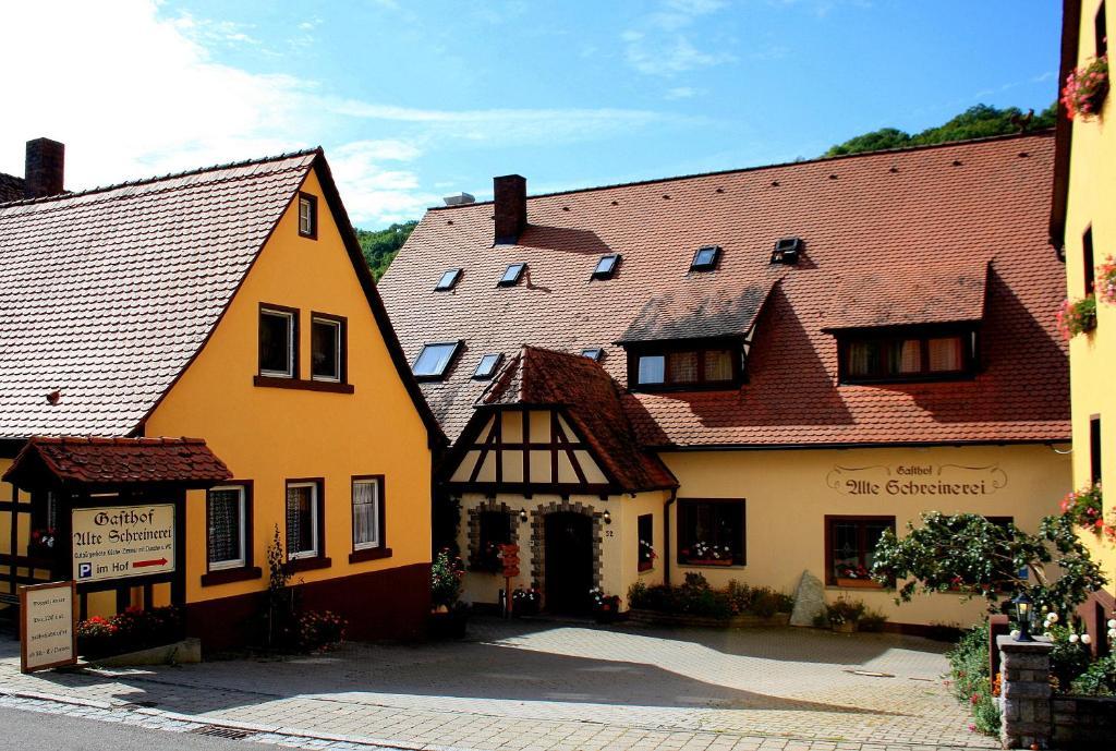 Hotel Schwarzes Lamm In Rothenburg Ob Der Tauber Deutschland
