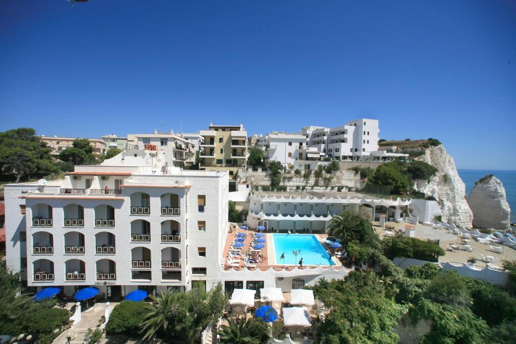 Hotel Falcone Vieste Prenotazione On Line Viamichelin