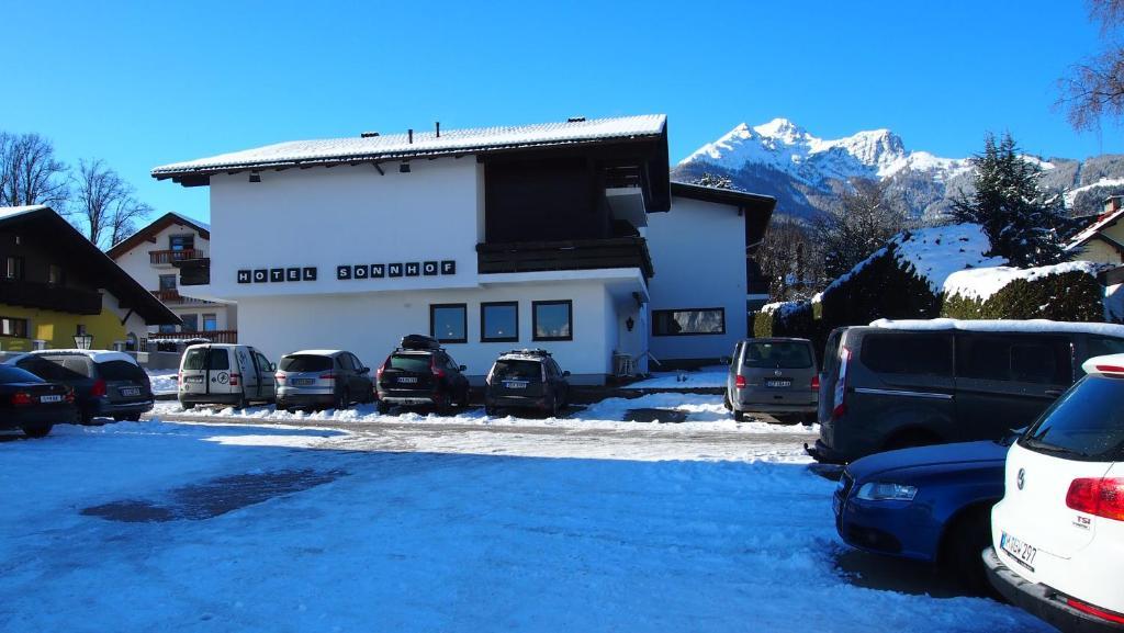 Hotel Sonnhof Innsbruck Book Your Hotel With Viamichelin