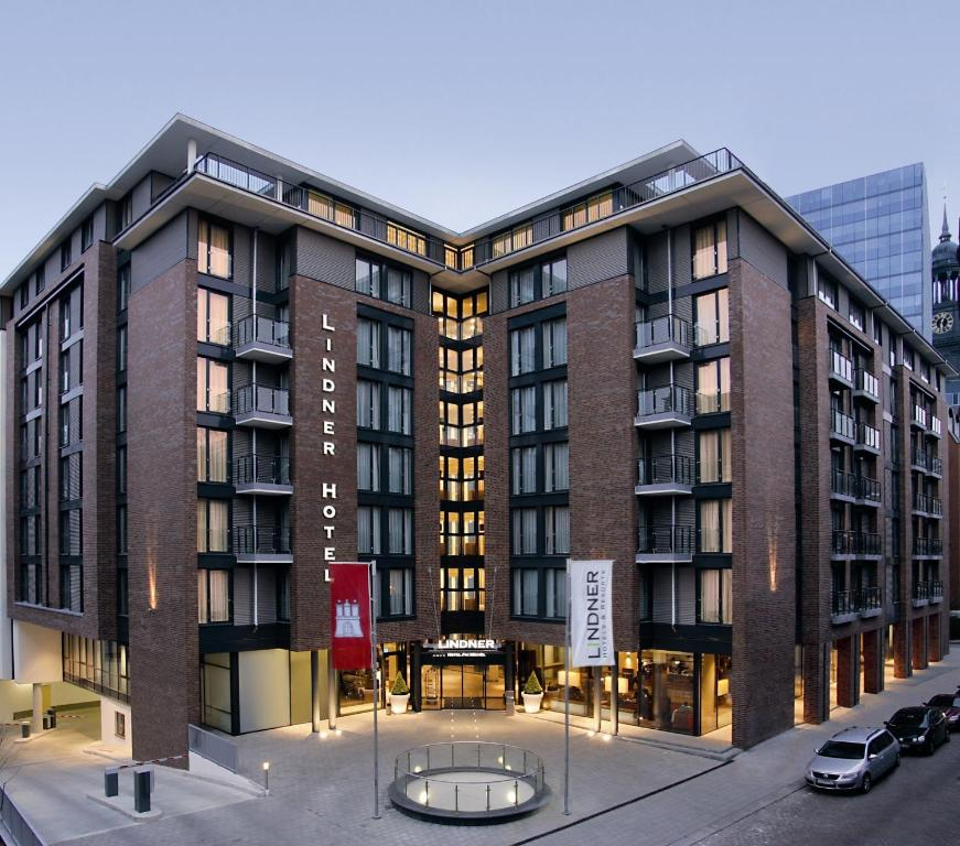 Lindner Am Michel Hotel Hamburg