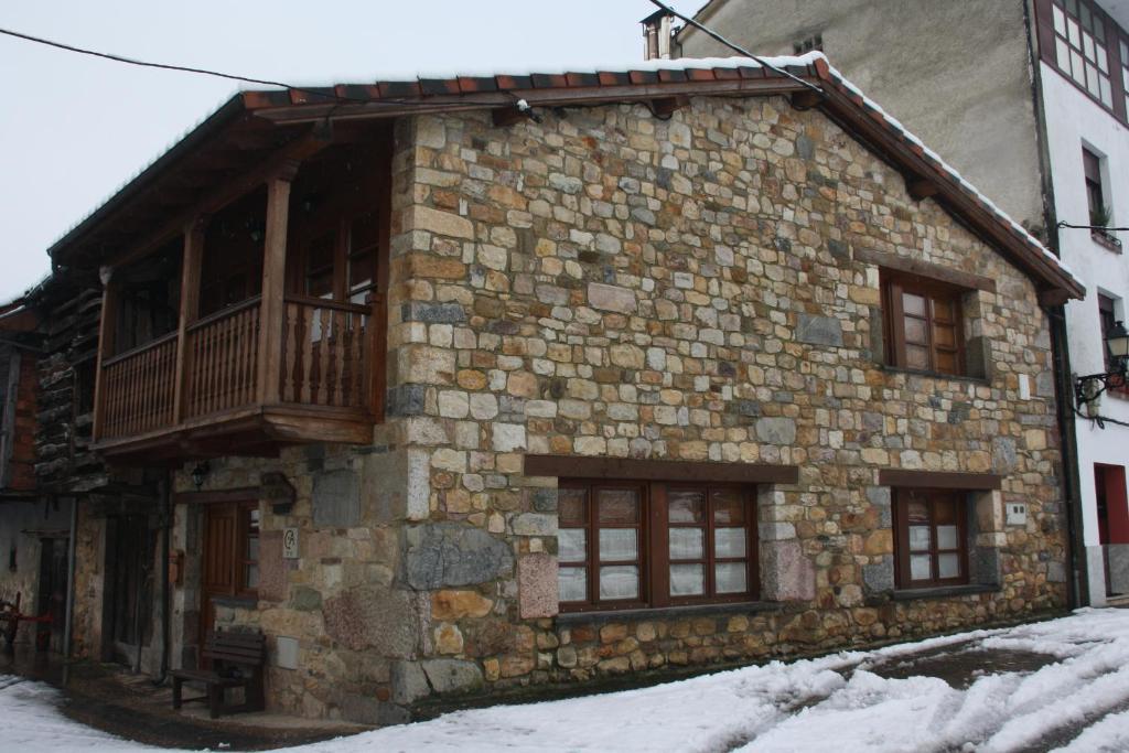 Casa de campo Casa el Alba (España Agüés) - Booking.com