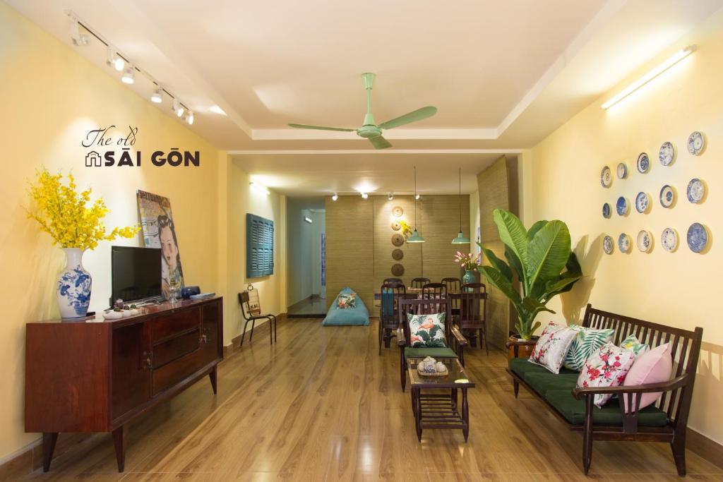 The old Saigon #3
